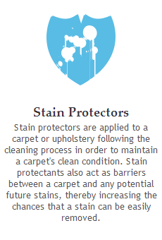 upholstery stain protectors
